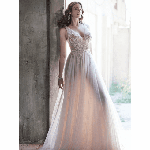 Maggie Sottero Wedding Dress -  <br>MELETTA