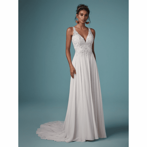 Maggie Sottero Wedding Dress -  <br>MELODY