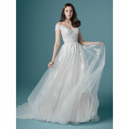 Maggie Sottero Wedding Dress -  <br> Natalie