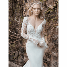 Maggie Sottero Wedding Dress -  <br> Nikki