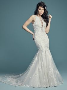 Maggie Sottero Wedding Dress – November