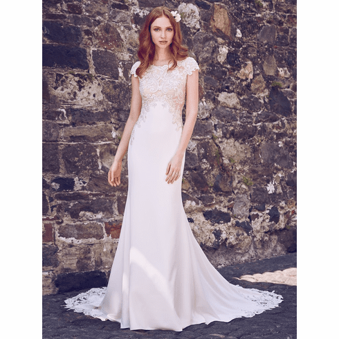 Maggie Sottero Wedding Dress –  <br>Odette Marie