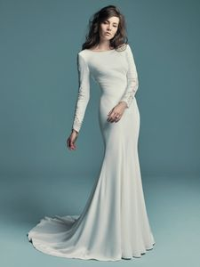 Maggie Sottero Wedding Dress – Olyssia