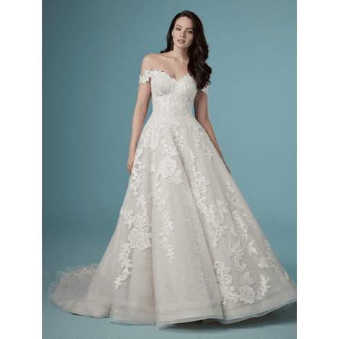 Maggie Sottero Wedding Dress -  <br>PAISLEE LOUISE