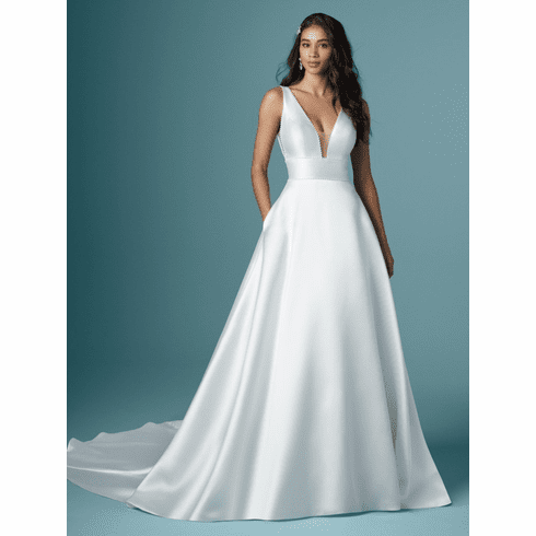 Maggie Sottero Wedding Dress -  <br>RAVEN