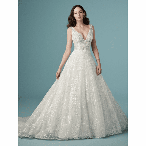 Maggie Sottero Wedding Dress -  <br>RICARDA