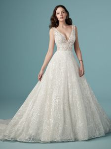 Maggie Sottero Wedding Dress - RICARDA