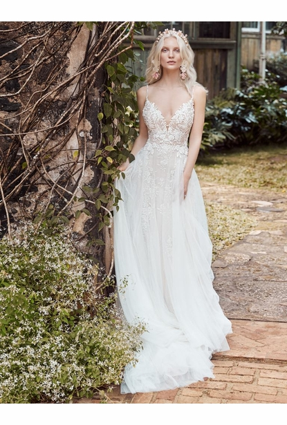 Maggie Sottero Wedding Dress -  <br> Roanne Rose