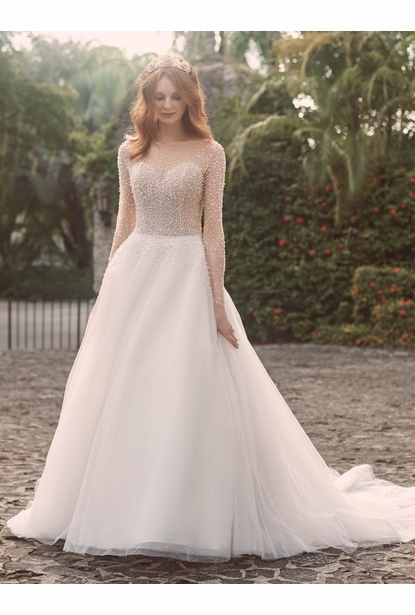 Maggie Sottero Wedding Dress -  <br> Rosette