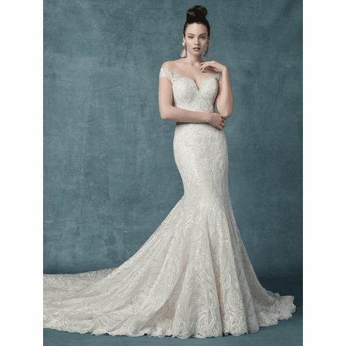 Maggie Sottero Wedding Dress -  <br>SABRA