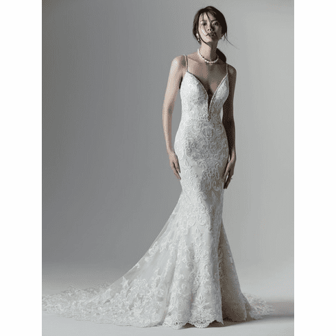Maggie Sottero Wedding Dress - <br>SAMPLE Christina $1459