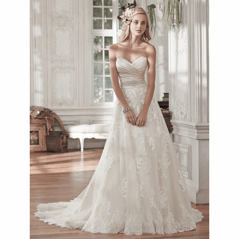 Maggie Sottero Wedding Dress - SAMPLE Kamiya