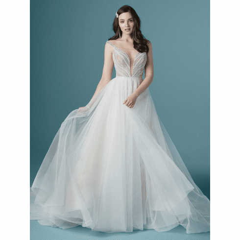 Maggie Sottero Wedding Dress - <br>SAMPLE Nina $1329