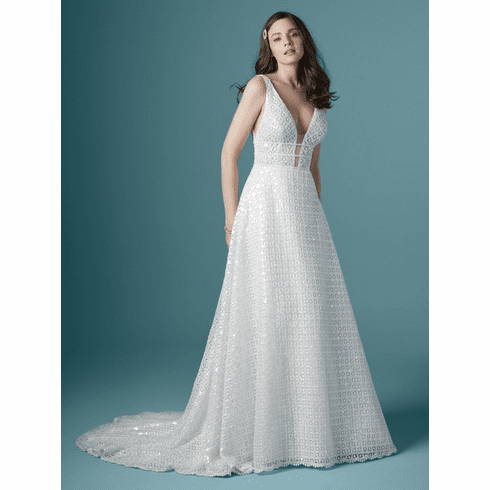 Maggie Sottero Wedding Dress - <br>SAMPLE Townsend $789
