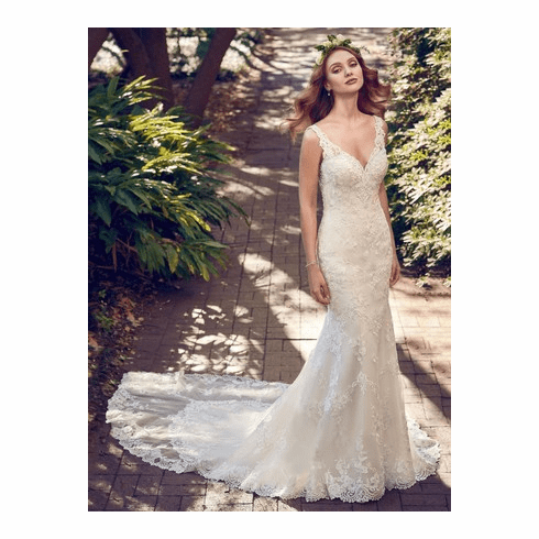Maggie Sottero Wedding Dress - <br>SAMPLE Zamara