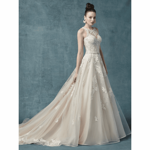 Maggie Sottero Wedding Dress -  <br>SHELISSA