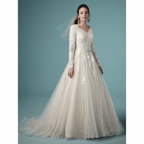 Maggie Sottero Wedding Dress -  <br>SHILOH LEIGH