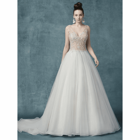 Maggie Sottero Wedding Dress -  <br>SOPHRONIA MARIE