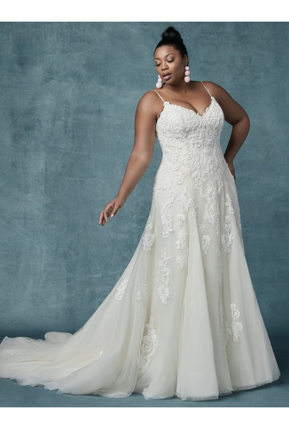 Maggie Sottero Wedding Dress -   <br>SORRENTO LYNETTE