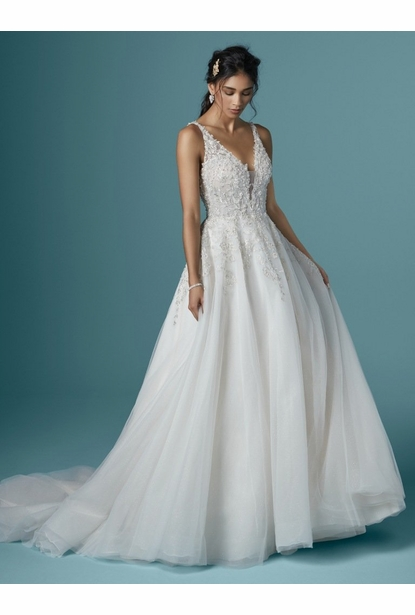 Maggie Sottero Wedding Dress -  <br>TALIA