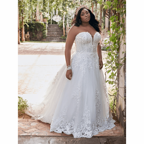 Maggie Sottero Wedding Dress -  <br> Tennyson