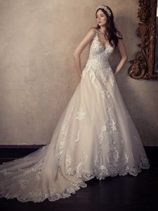 Maggie Sottero Wedding Dress -  <br>TRINITY