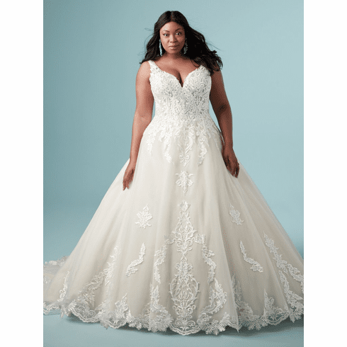 Maggie Sottero Wedding Dress -  <br>TRINITY LYNETTE