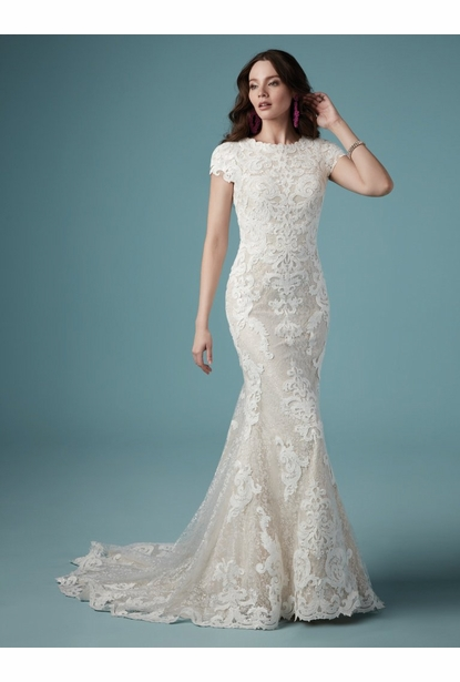 Maggie Sottero Wedding Dress -  <br>TUSCANY LEIGH