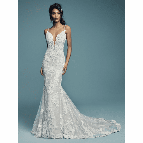 Maggie Sottero Wedding Dress – Tuscany Lynette