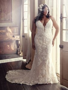 Maggie Sottero Wedding Dress -  TUSCANY MARIE
