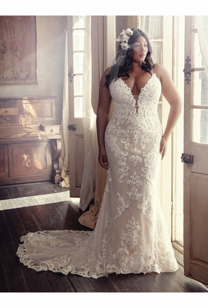 Maggie Sottero Wedding Dress -   <br>TUSCANY MARIE