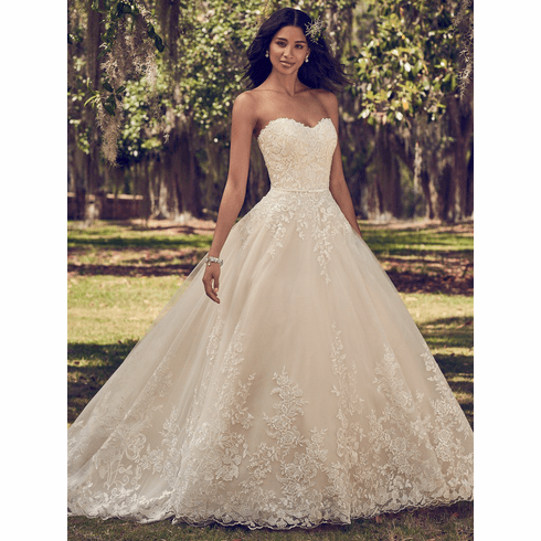 Maggie Sottero Wedding Dress –  <br>Viola