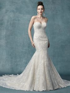 Maggie Sottero Wedding Dress -  WHITNEY