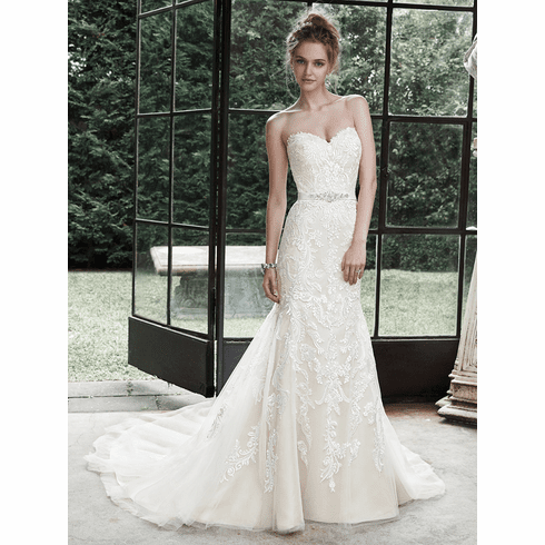 Maggie Sottero Wedding Dress –  <br>Winstyn