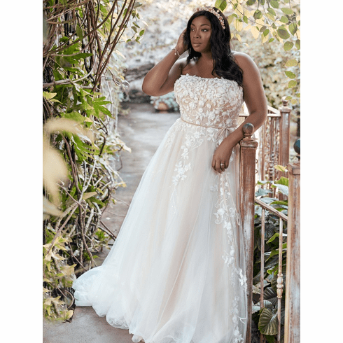 Maggie Sottero Wedding Dress -  <br> Zareen Lynette