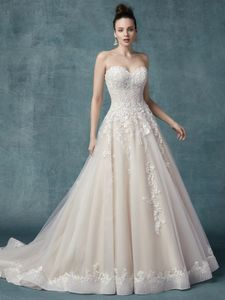 Maggie Sottero Wedding Dress -  ZINAIDA