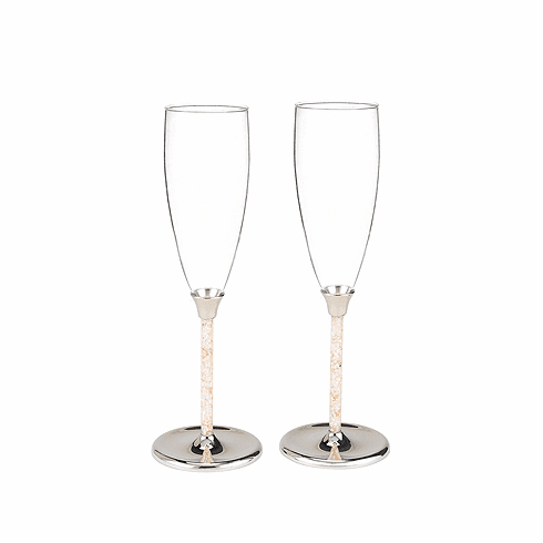 Mother of Pearl Flutes