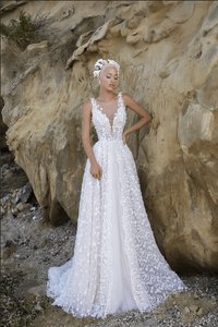 Daria Karlozi Collection - <br>Modest Daisy