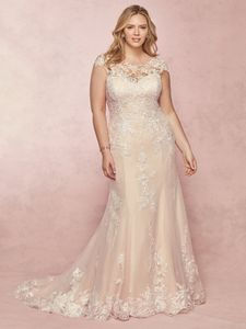 Rebecca Ingram Wedding Dress - LIESL LYNETTE