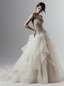 Sottero & Midgley Wedding Dress - WESLEY
