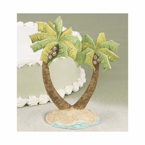 Palm Tree Cake Top