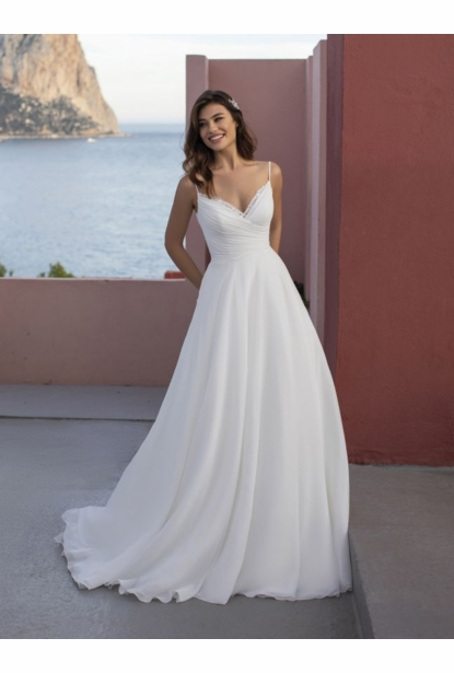 Pronovias White One Dress - <br> Bonset
