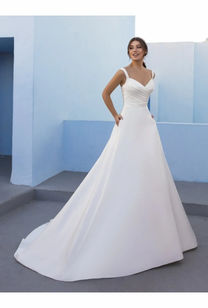 Pronovias White One Dress - <br> Purity