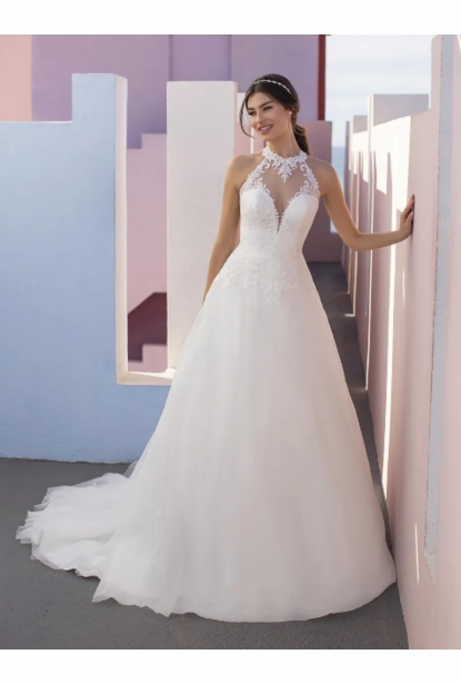 Pronovias White One Dress - <br> Robin