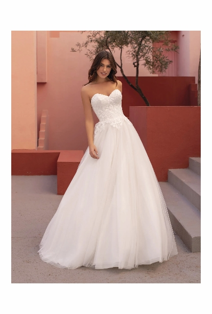 Pronovias White One Dress - <br>Sunbeam