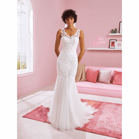 Pronovias White One Wedding Dress - Billie