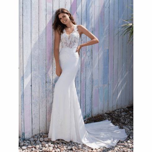 Pronovias White One Wedding Dress - Filipinas
