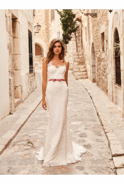 Pronovias White One Wedding Dress - JESOLO