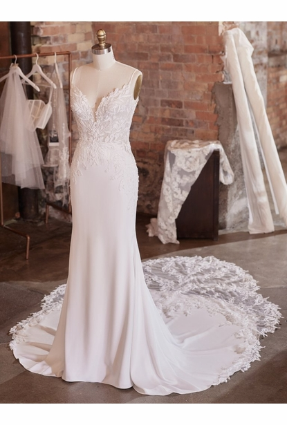 Rebecca Ingram Wedding Dress - <br> Alda