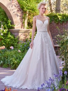 Rebecca Ingram Wedding Dress – Allison